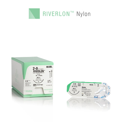 Suture Riverlon™ (Nylon)