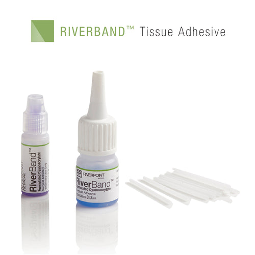 Tissue Adhesive, also known as surgical glue