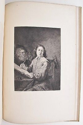 1889 The Five Senses. Taste, Smell, Touch, Hear, See. 15 Plates Engravings etc.
