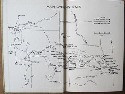 Missouri to the Great Salt Lake. Overland Freighting. Stagecoach. Steamboats