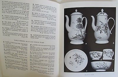 Illustrated Catalogue of the Knowles Boney Collection of Liverpool Porcelain.