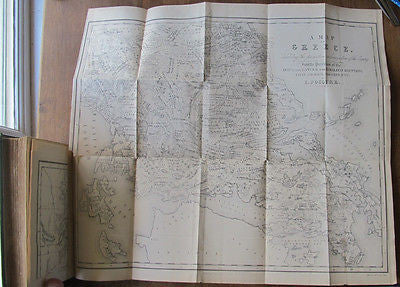 1852 India In Greece; Or, Truth In Mythology. Map of Afghanistan. Grand Lama.