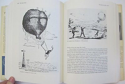 Two Centuries of the Balloon in America Signed copy 1st Edition
