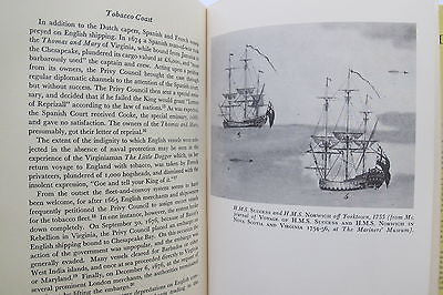 Tobacco Coast: A Maritime History of Chesapeake Bay in the Colonial Era.