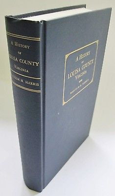 Louisa County Virginia 1936/1963 Enlarged Expanded Edition