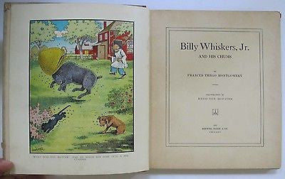 Billy Whiskers Earthquake Haunted Car Salt Lake Love Sand-Storm Prodigal Son