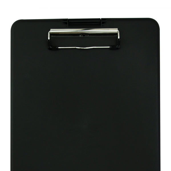 SlimMate® Storage Clipboard - Black - Letter/A4 (00558)