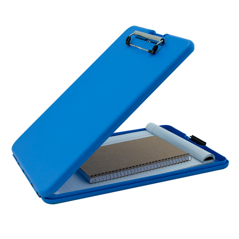 SlimMate Storage Clipboard - Blue - Letter/A4 (00559)
