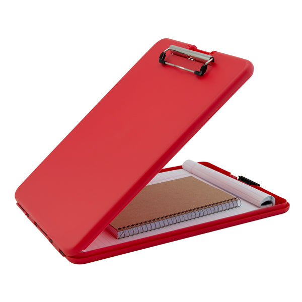 SlimMate® Storage Clipboard - Red - Letter/A4 (00560)