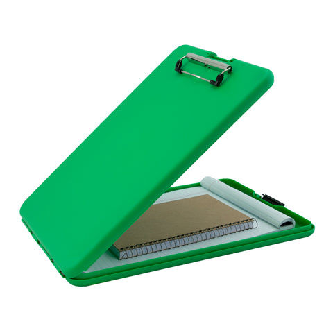 SlimMate® Storage Clipboard - Green - Letter/A4 (00561)