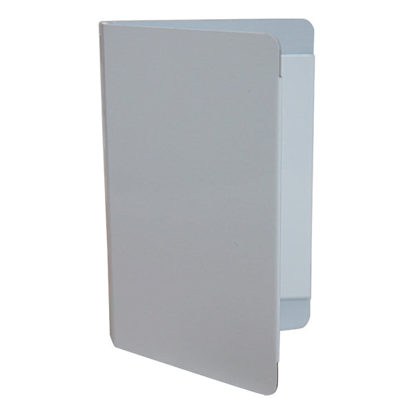"Padfolio with Writing Pad - White - 5.5"" x 8.25"" (00885)"