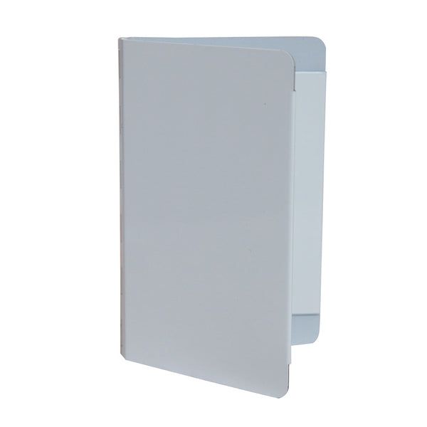 "Padfolio with Writing Pad - White - 3.75"" x 5.75"" (00886)"