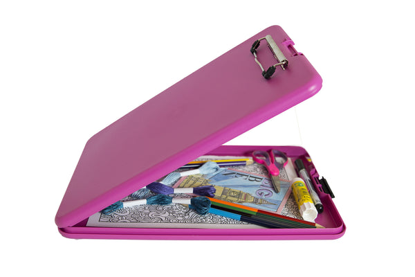 Pink Artist Storage Clipboard (00931)