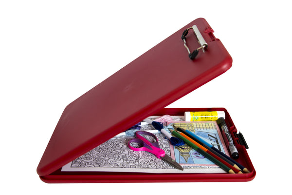Red Artist Storage Clipboard (00933)