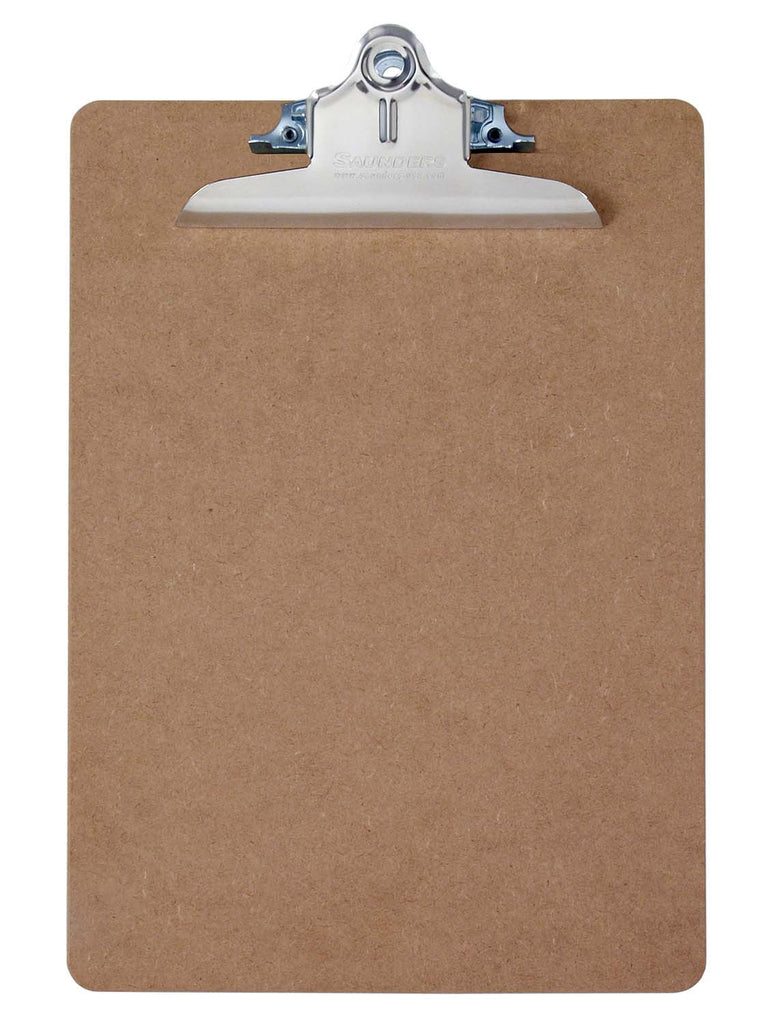 Recycled Hardboard Clipboard - Letter/A4 - (05612)