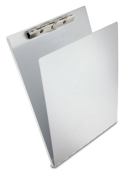 Recycled Aluminum Clipboard with Cover - Letter Size (12017)