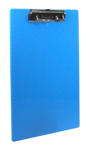 Recycled Plastic Clipboard - Teal - Letter/A4 (21581)