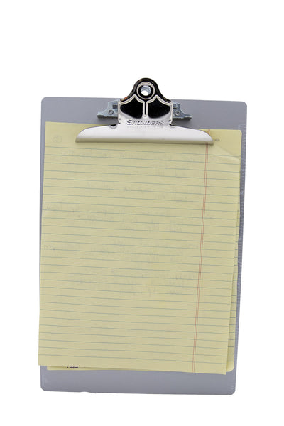 Aluminum Clipboard - Legal Size (22519)
