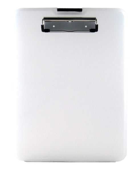 SlimMate Storage Clipboard - Clear - Letter/A4 (00871)