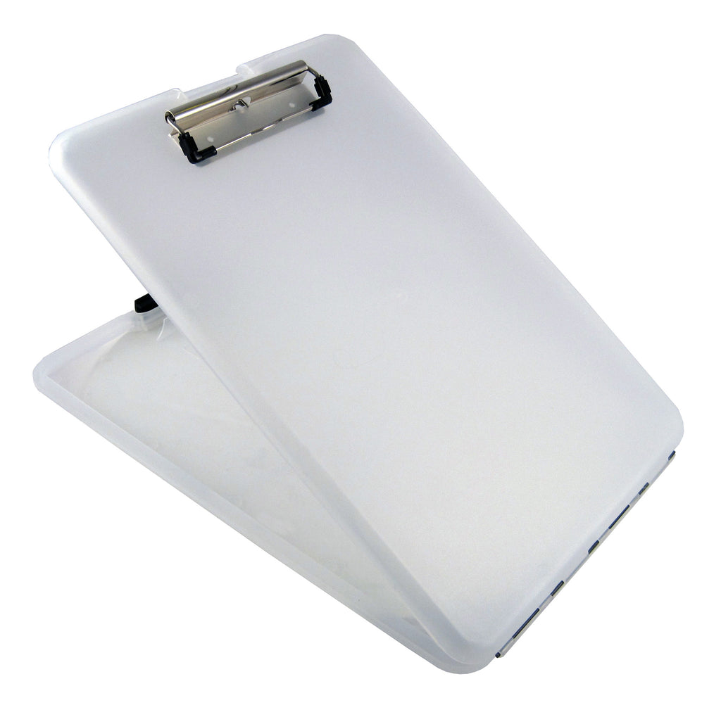 SlimMate® Storage Clipboard - Clear - Letter/A4 (00871)