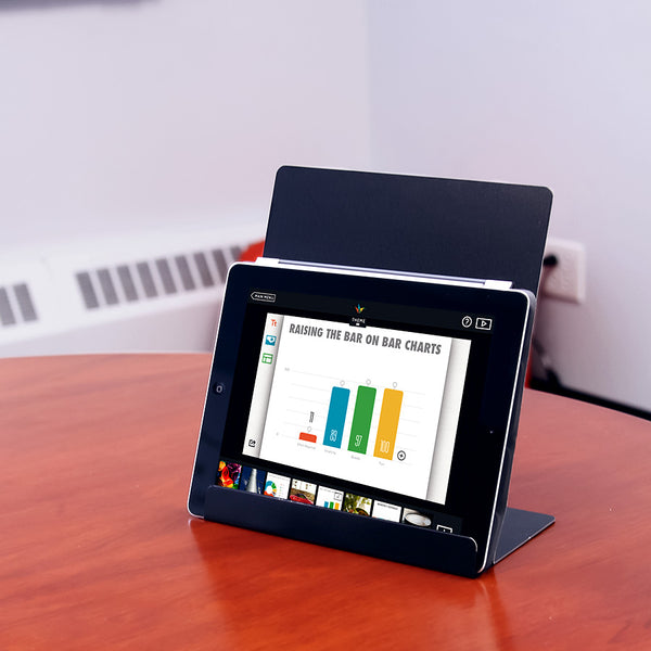 Aluminum Tablet Stand - Black (00888)
