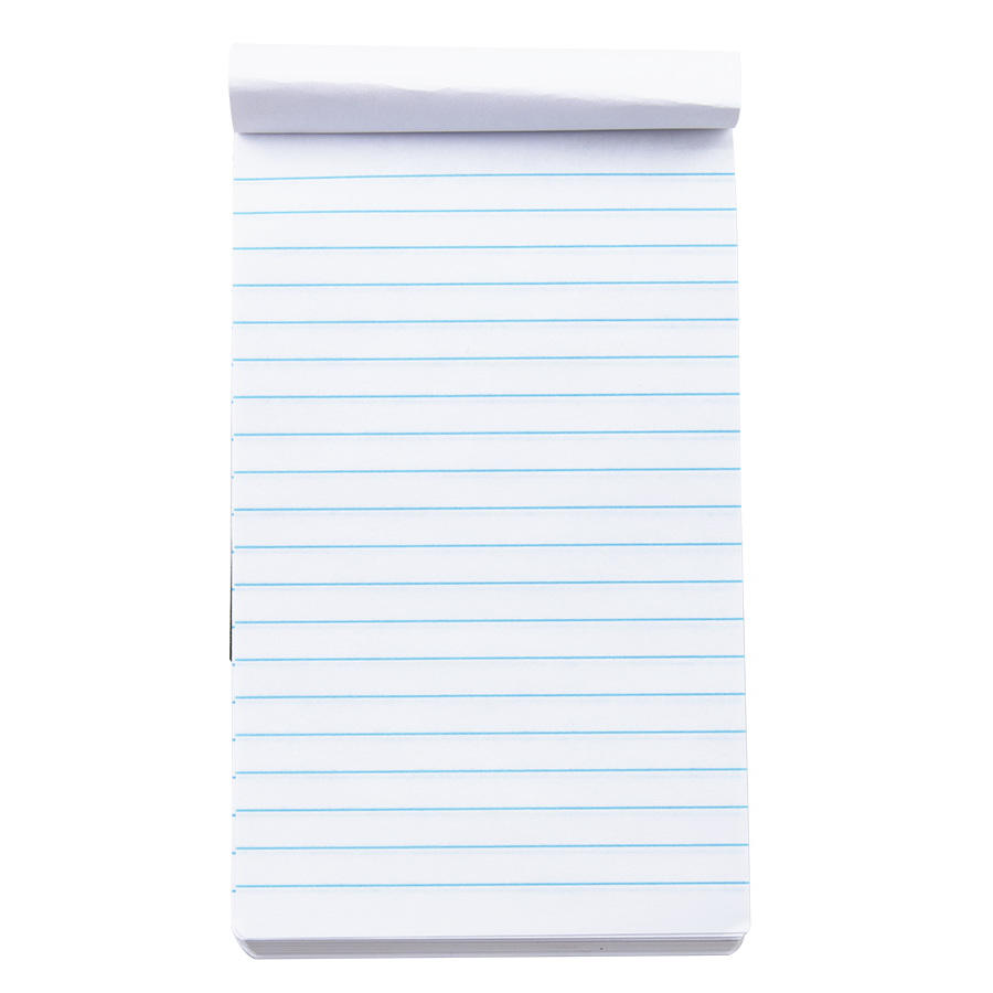 Notepads - Pocket Size - 3 Pack (00890)