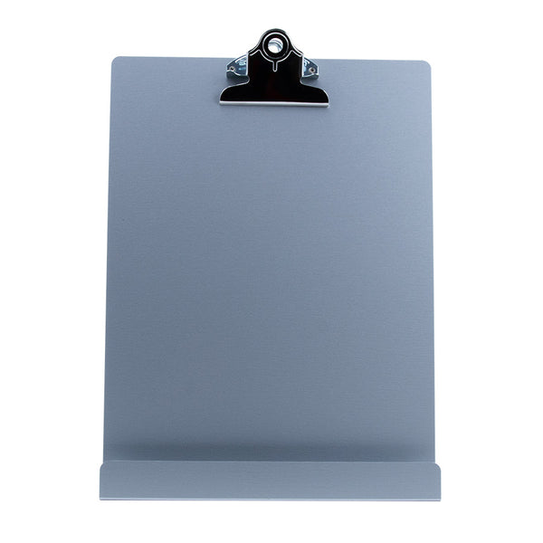 Free Standing Clipboard/Tablet Stand - Silver - Letter Size (22520)