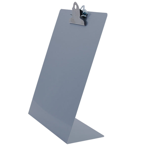 Free Standing Clipboard - Silver - Letter Size (22523)