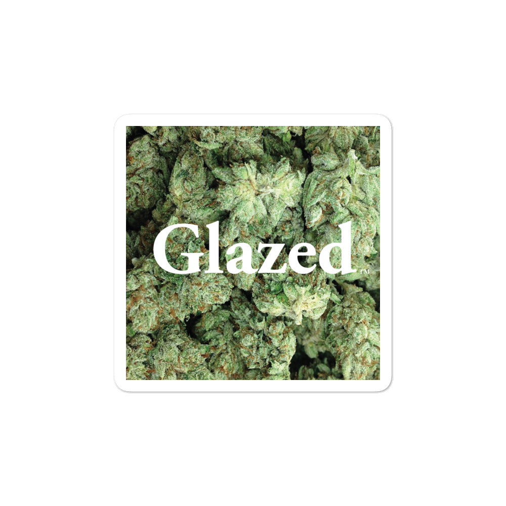 Glazed - Stickers - Cannabis