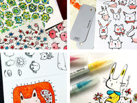 Doodle sketches & illustrations | Carla Martell