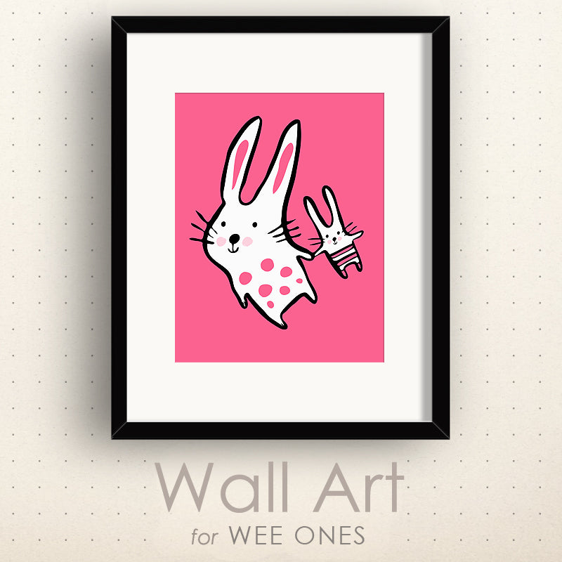 Wall Art for Wee Ones | Scruffcat