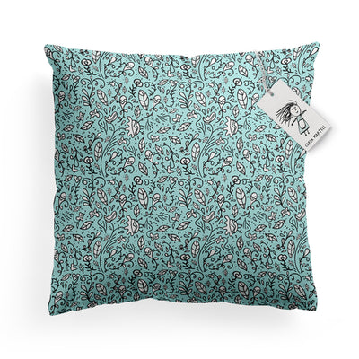 Carla Martell | Blooming Lovely Floral Pillow