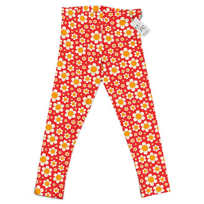 Carla Martell | Dotty Daisies Kids Leggings