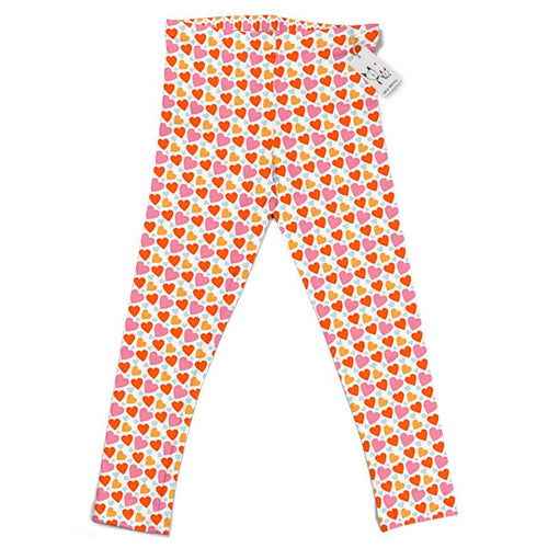 Carla Martell | Happy Hearts Kids Leggings