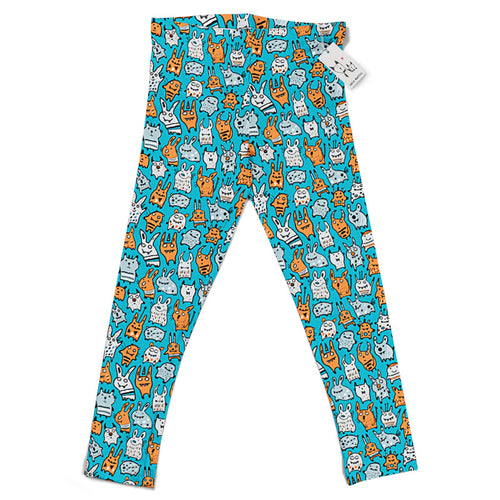 Carla Martell | Mini Monsters Kids Leggings