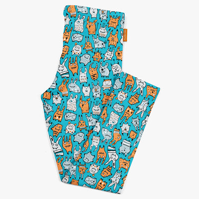 Carla Martell | Mini Monsters Child's Leggings