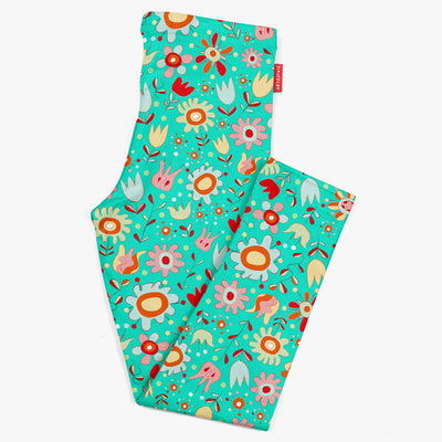 Wild Flowers Kids Leggings | Scruffcat