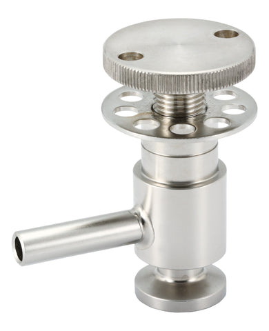 TVBEC-15-316L Tri-Clamp Sample Valve
