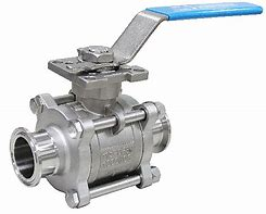 BV2W3P-Sanitary Ball Valve 2Way