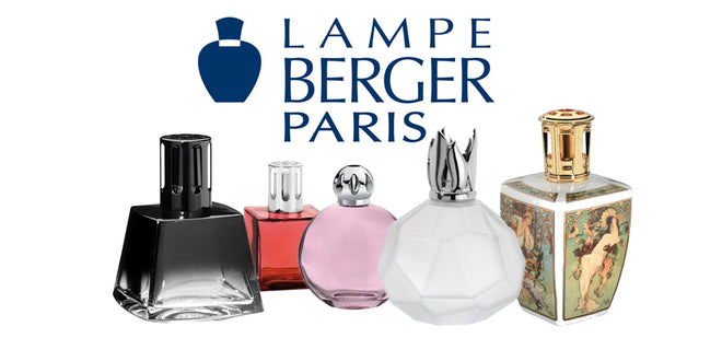 LAMPE BERGER - LAMP COLLECTION