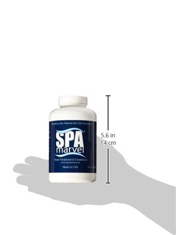 Spa Marvel Conditioner 6 Month 2 Pack
