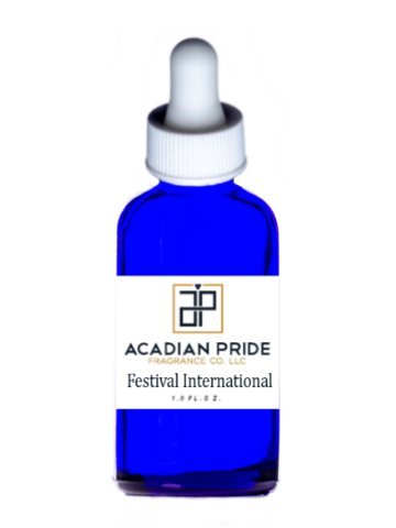 Acadian Pride Fragrance - 1 Oz Fragrance Oil - Festival International Scent