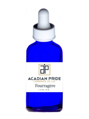 ACADIAN PRIDE FRAGRANCE - 1 OZ FRAGRANCE OIL - FOURRAGERE SCENT