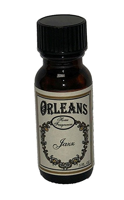 ORLEANS HOME FRAGRANCE - 1/2 OZ. ESSENTIAL OIL - JAZZ