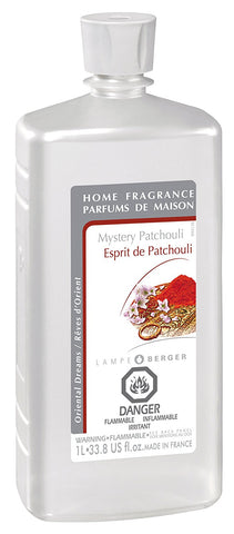 Lampe Berger Fragrance - 1L / 33.8 Fluid Ounce - Mystery Patchouli