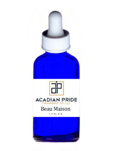 Acadian Pride Fragrance - 1 OZ Fragrance Oil - Beau Maison Scent