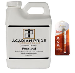 Acadian Pride Luxurious Wash -64oz/ Half Gallon - (Festival) - (Bundled with Pearsons Stain Remover)