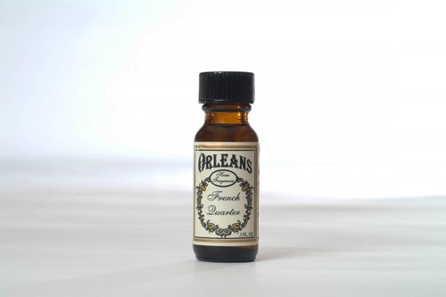 ORLEANS HOME FRAGRANCE  - 1/2 OZ. ESSENTIAL OIL - AMBRE LAVENDER