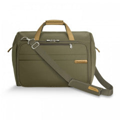 BASELINE COLLECTION - FRAMED WEEKENDER - OLIVE