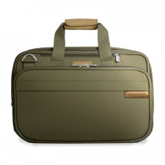BASELINE COLLECTION - EXPANDABLE CABIN BAG - OLIVE